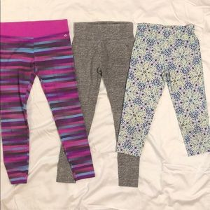 Girls leggings (L/14)